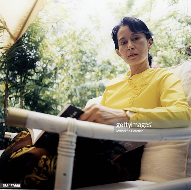 Aung San Suu Kyi 1991 Nobel Peace Prize