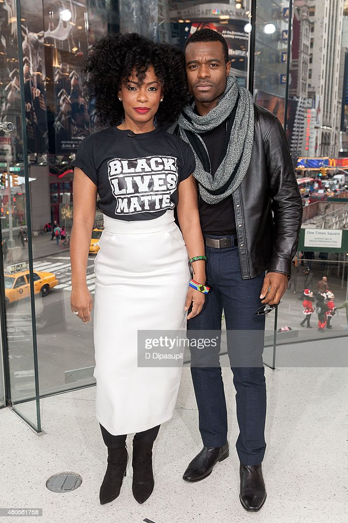 """Cast Of """"Book Of Negroes"""" Visits """"Extra"""""""