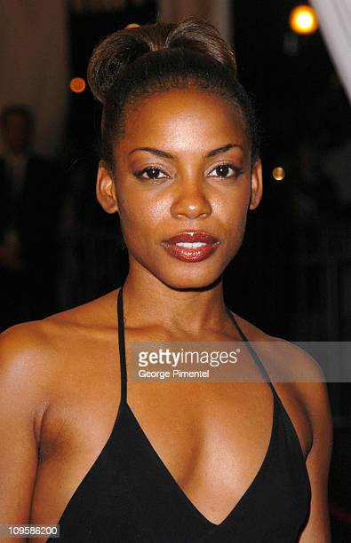 "Aunjanue Ellis during 2004 Toronto International Film Festival - ""Ray"" Premiere at Roy Thompson Hall in Toronto, Ontario, Canada."