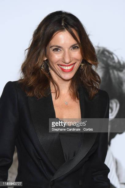 Aure Atika attends the tribute to Francis Ford Coppola during the 11th Film Festival Lumiere on October 18 2019 in Lyon France