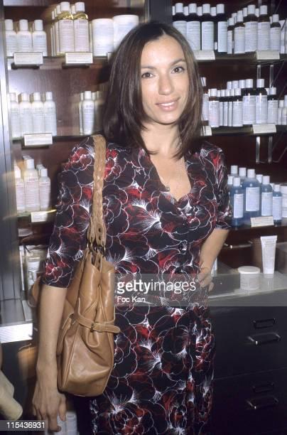 Aure Atika during Kiehl's St Germain Shop Opening - June 8, 2006 at Kiehl's Rue Bonaparte Shop in Cannes, France.