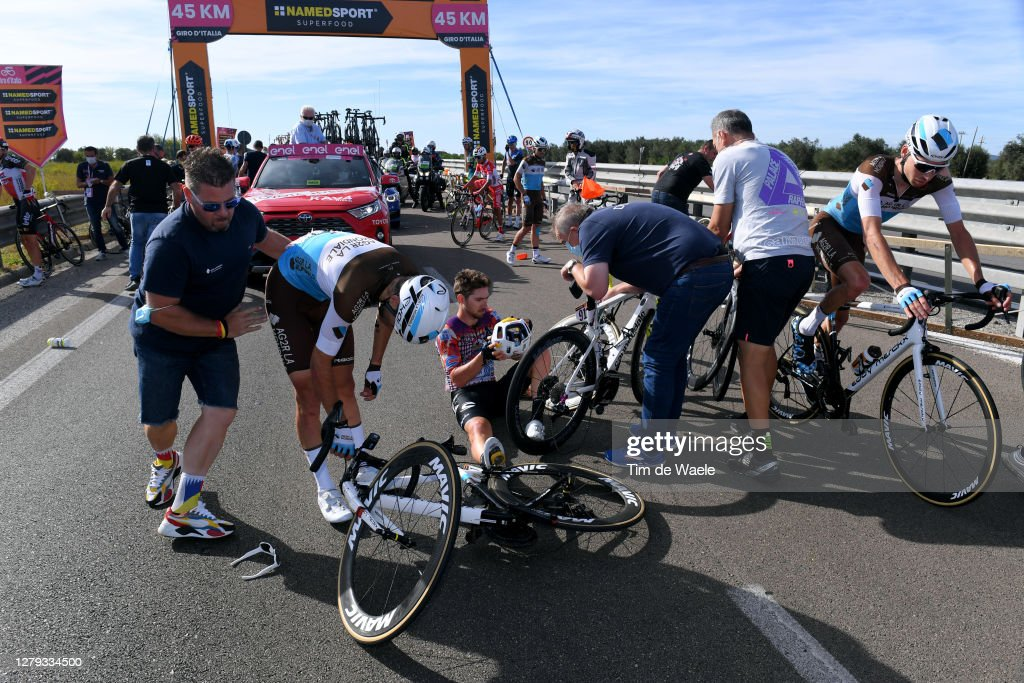 103rd Giro d'Italia 2020 - Stage Seven : Photo d'actualité
