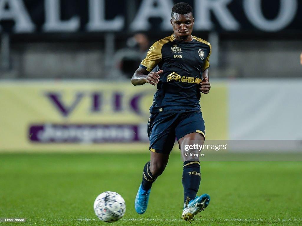 """UEFA Europa League""""AZ Alkmaar v Royal Antwerp FC"""" : News Photo"""