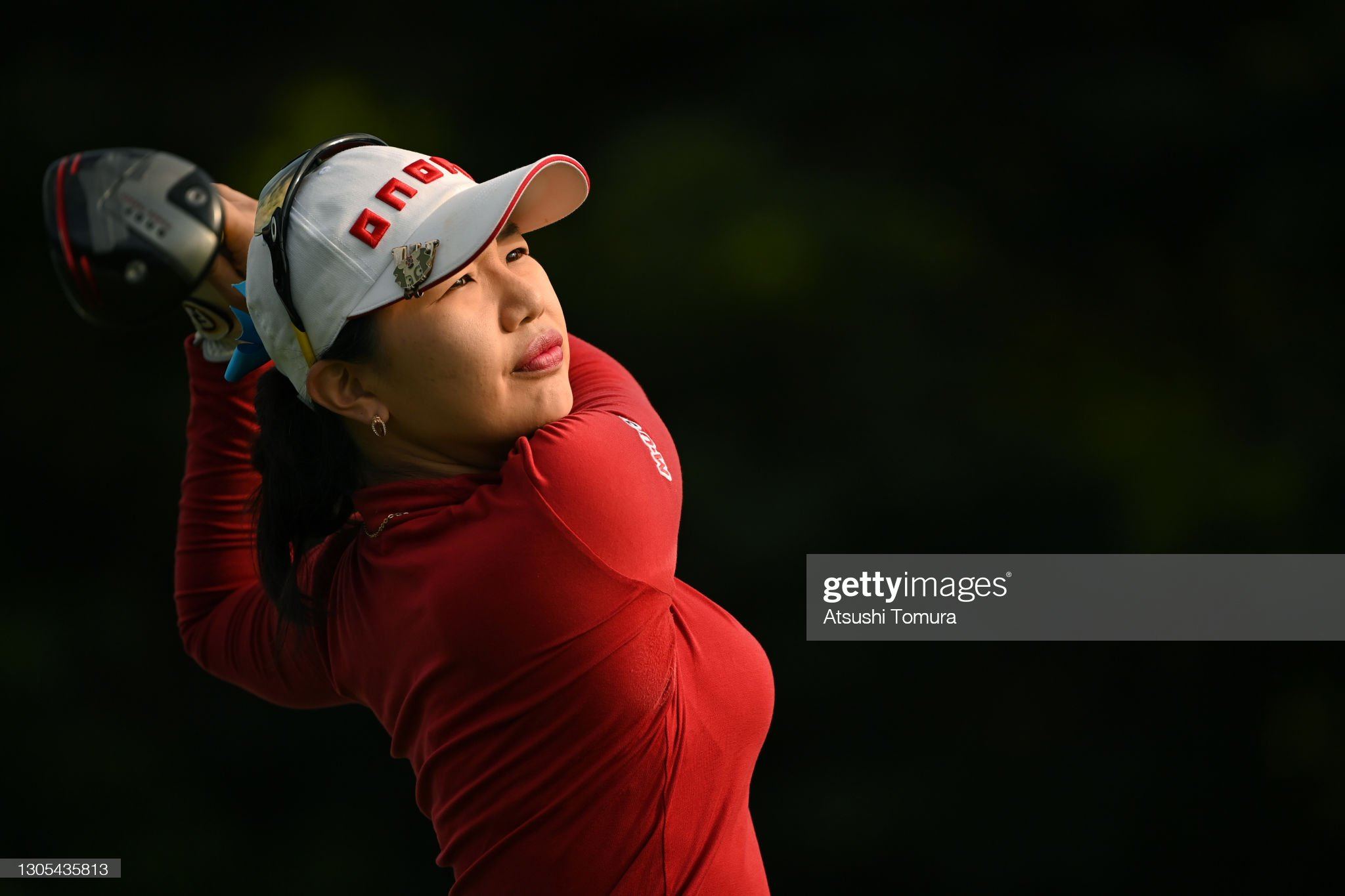 https://media.gettyimages.com/photos/aureum-hwang-of-south-korea-hits-her-tee-shot-on-the-18th-hole-during-picture-id1305435813?s=2048x2048