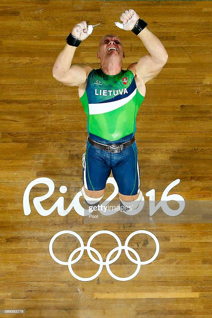 Weightlifting - Olympics: Day 8