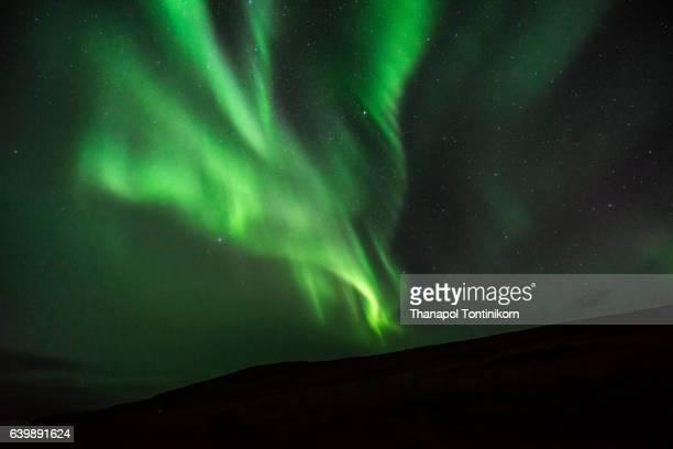 Aurora (Northern Light) at Iceland