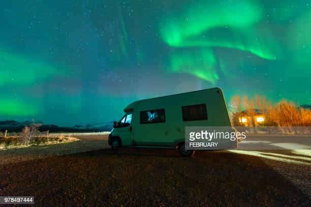 Aurora at Iceland