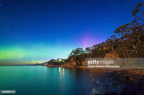 Aurora australia | Boronia Reserve | Tasmania