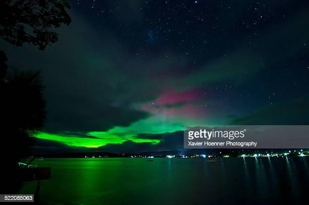 Aurora australis | Howden | Tasmania