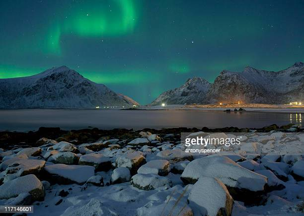 Aurora Borealis, Lofoten Islands, Arctic Norway