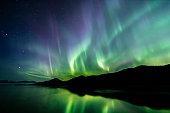 Aurora Borealis - northern lights - southeast Alaska