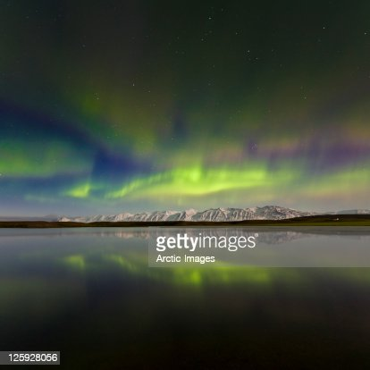 aurora borealis or northern lights stock photo getty images