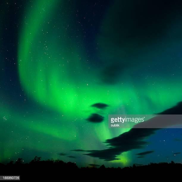 aurora borealis,iceland