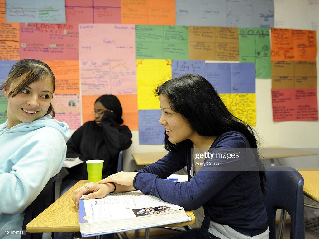 Denver Colorado April 8th 2008 Aurora Central High School News Photo Getty Images