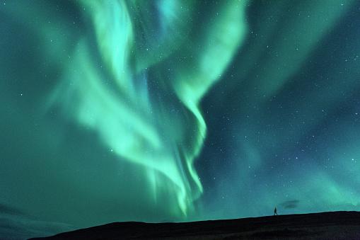 Aurora Display - gettyimageskorea