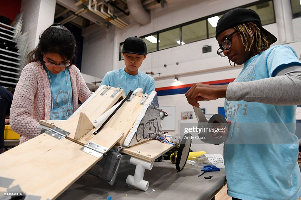 Rocky Mountain BEST Game Day Robotics Competition : News Photo