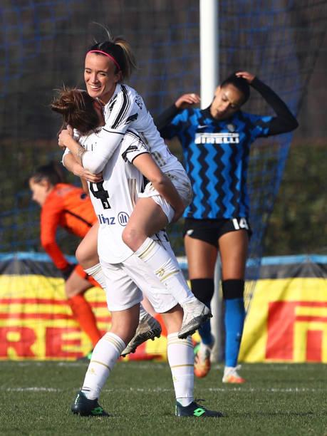 ITA: FC Internazionale v Juventus - Women Serie A