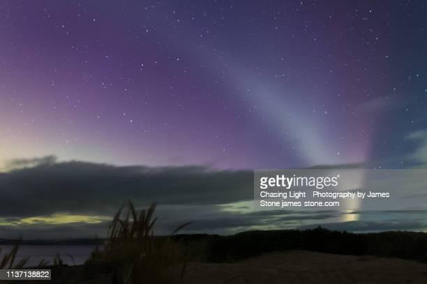 steve aurora phenomenon - light natural phenomenon stock pictures, royalty-free photos & images