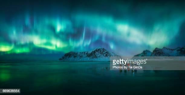 Aurora Splash !!