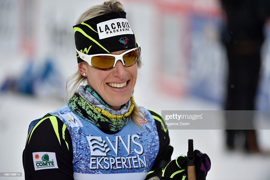 FIS Nordic World Cup - Men's and Women's Cross Country Pursuit : News Photo