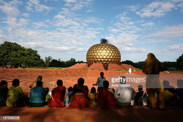 "Auroville is an ""experimental"" township in Viluppuram district in the state of Tamil Nadu, India, near Pondicherry in South India."