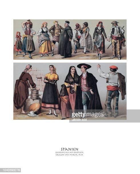 Auguste Racinet, Geschichte des Costüms in chronologischer Entwicklung, Deutsche Ausgabe bearbeitet von Albert Rosenberg, Berlin 1888-1892