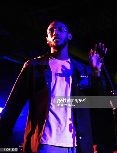Ausar Bradley performs onstage at HEADS Music during the 2019 SXSW Conference and Festivals on March 14 2019 in Austin Texas