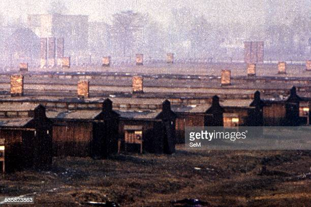 Auschwitz concentration camp Konzentrationslager a network of German Nazi concentration camps and extermination camps built and operated by the Third...