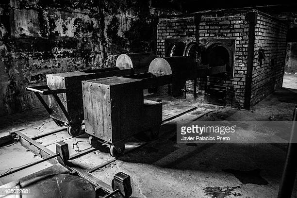 CONTENT] Auschwitz Nazi Concentration Camp World War II Corpse charger and Krematorium jpeventfotografiede