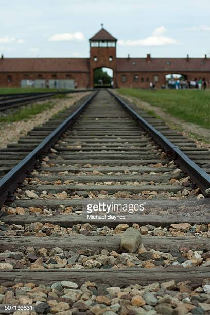 CONTENT] AuschwitzBirkenau Concentration Camp Intrance