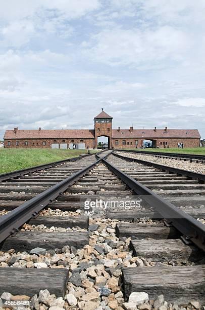 Auschwitz-Birkenau campo de concentración