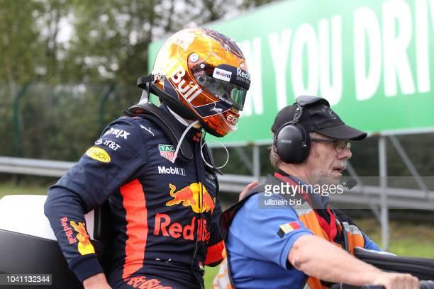 Ausfall Max Verstappen Red Bull Racing formula 1 GP Belgien in Spa