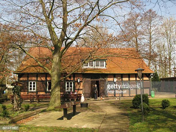 AusflugsLokal Melchers Hütte bei OsterholzScharmbeck Teufelsmoor Niedersachsen Deutschland Europa Reise BB DIG PNr 315/2012