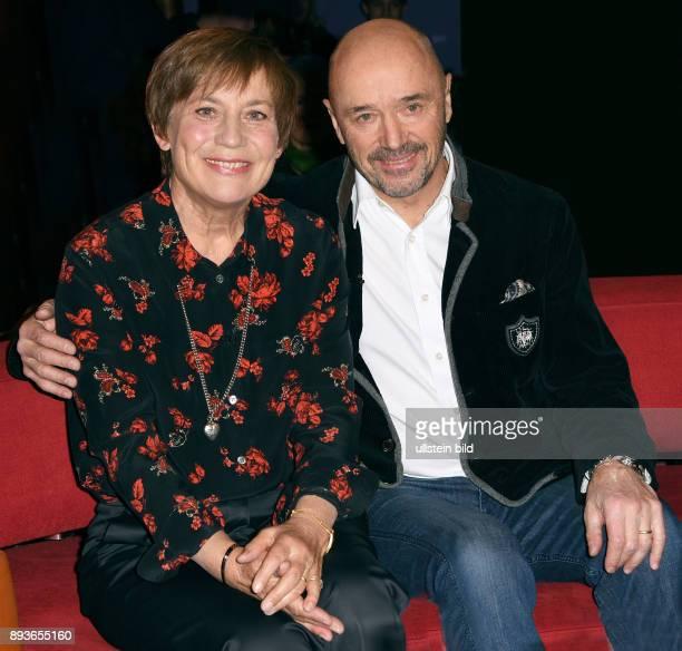 784 Ausgabe der NDR Talk Show am Rosi Mittermaier und Christian Neureuther