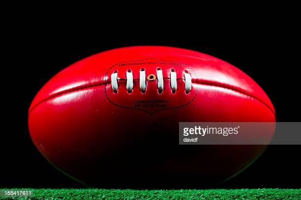 aussie rules football - australian rules football stock-fotos und bilder