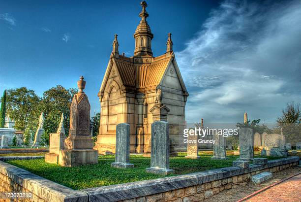 Austell Family Mausoleum Historic Oakland Cemetery Atlanta, Georgia USA Sunday, July 31,2011 One of my pictures from a field trip to the Historic...