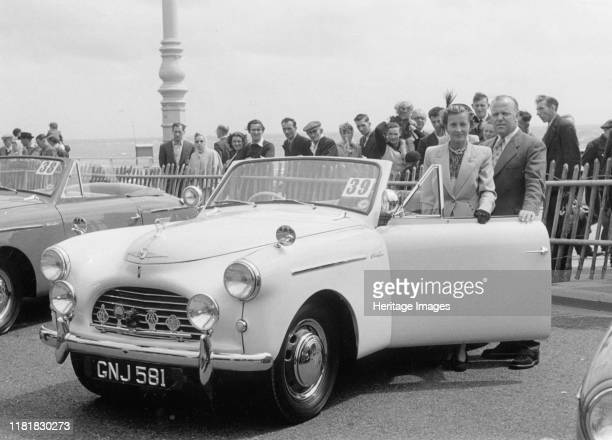 Austin A40 Sports 1952 Brighton Concours D' Elegance. Creator: Unknown.