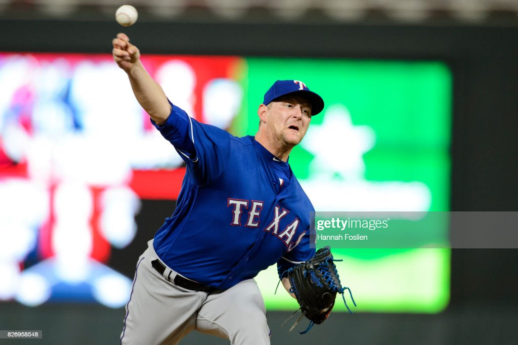 Texas Rangers v Minnesota Twins