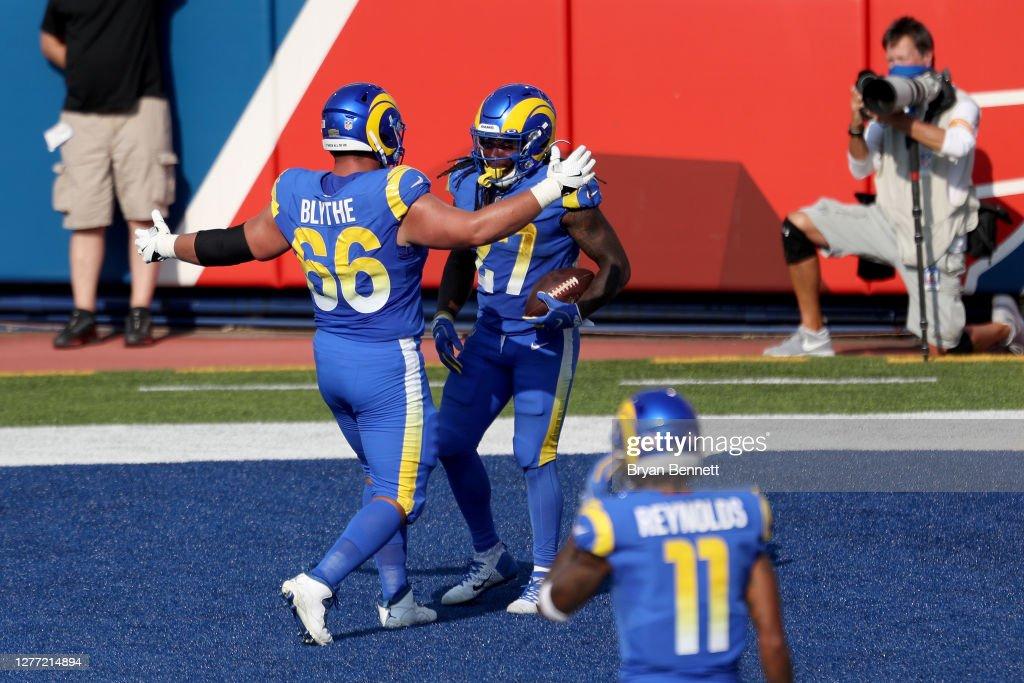 Los Angeles Rams v Buffalo Bills : ニュース写真