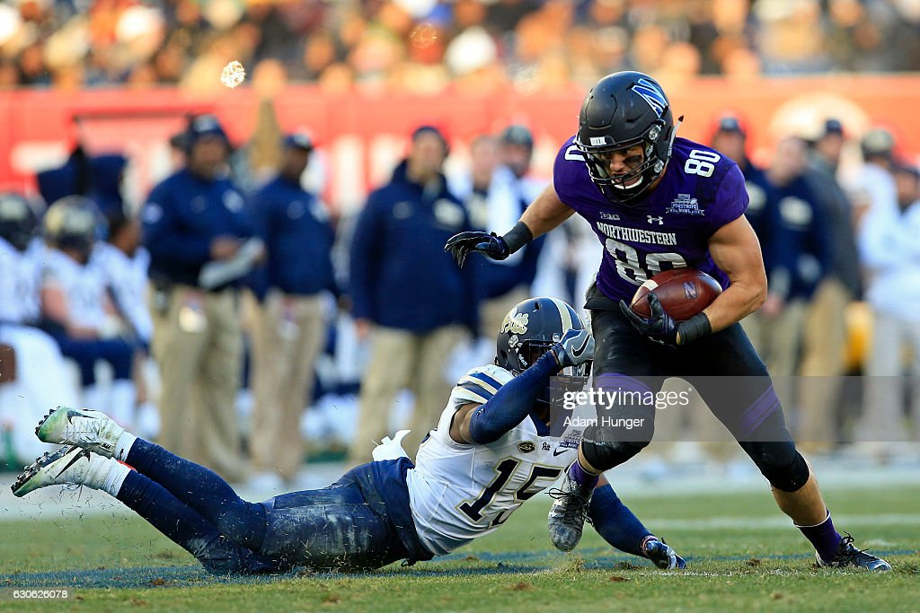 New Era Pinstripe Bowl - Northwestern v Pittsburgh