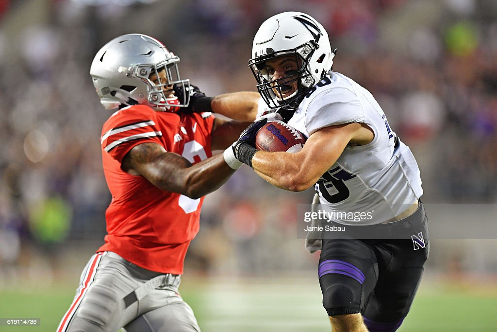 Northwestern v Ohio State