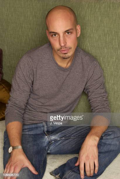Austin Chick during 2002 Sundance Film Festival XX/XY Portraits at Harry O's in Park City Utah United States