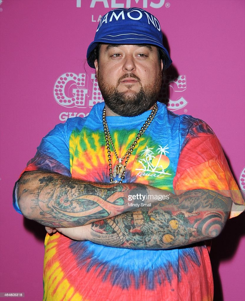 Chumlee DJ Debut At Ghostbar Dayclub : News Photo