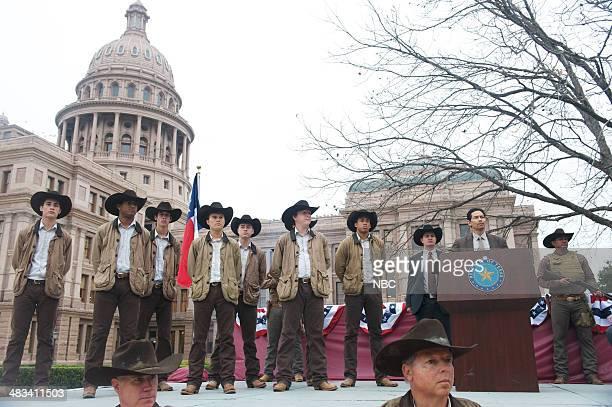 REVOLUTION Austin City Limits Episode 218 Pictured Anthony Ruivivar as General Carver