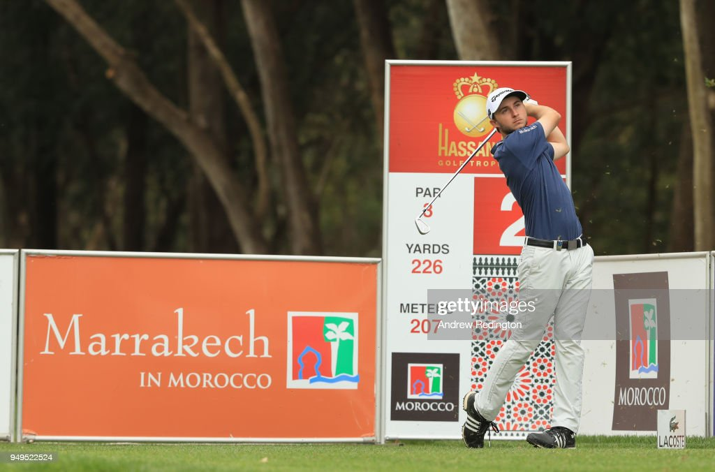 Trophee Hassan II - Day Three : News Photo