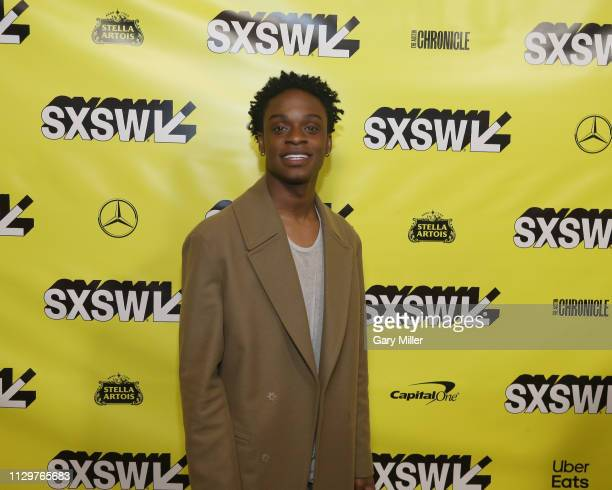 Austin Crute attends the premiere of 'Booksmart' at the Paramount Theatre during the 2019 SXSW Conference And Festival on March 10 2019 in Austin...