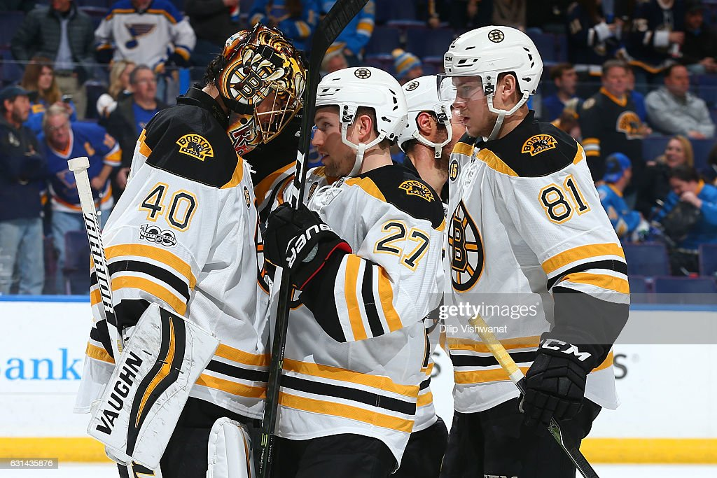 Boston Bruins v St Louis Blues