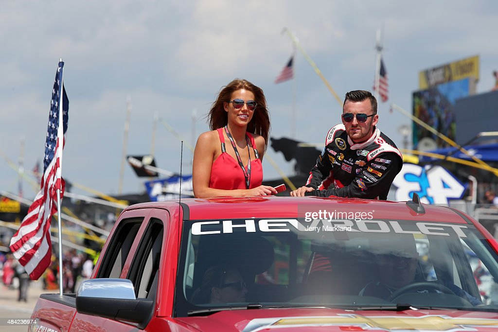 NASCAR Sprint Cup Series Pure Michigan 400 : News Photo
