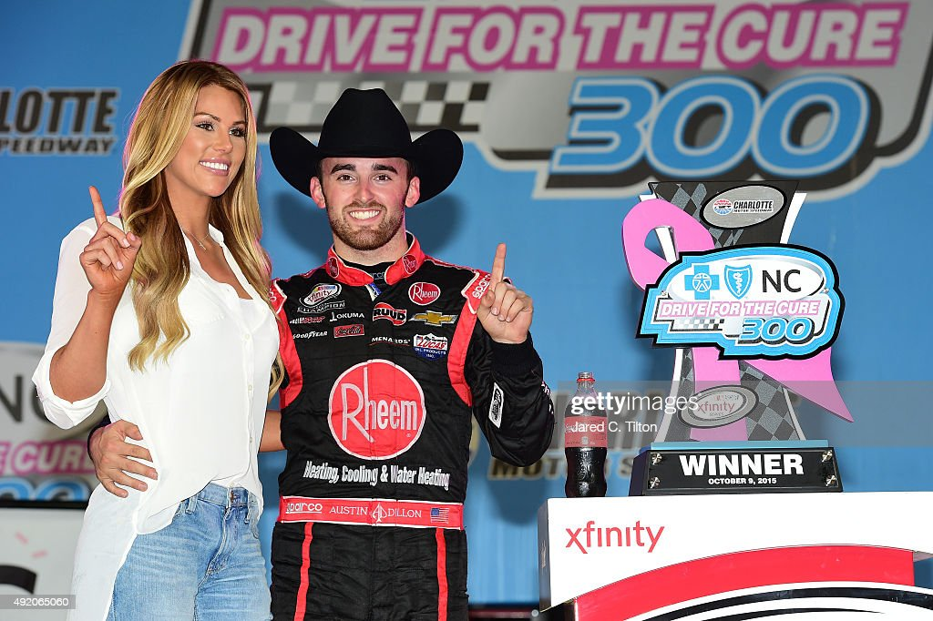 NASCAR XFINITY Series Drive for the Cure 300 : News Photo