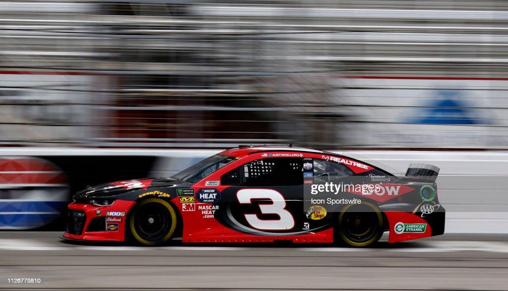 Austin Dillon, Richard Childress Racing, Chevrolet Camaro